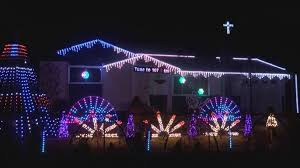 where to buy christmas lights year round christmas display is a year round process for lewiston resident klew