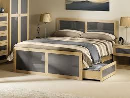 best 25 grey wooden bed frame ideas on pinterest rustic bedroom