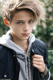 letest hair cut boys above 15years william franklyn miller dubbed world s most handsome boy daily