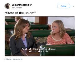 State Of The Union Meme - twitter has not forgotten about the state of the uniom flub