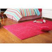bright pink modern rugs fuschia large cool funky cheap deep round