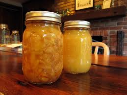 apple canisters for the kitchen as seen on tv simple applesauce and apple relish cook can csa