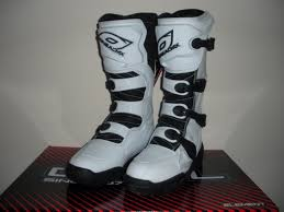 oneal element motocross boots oneal display element motocross boots white 12 atv dirt bike off