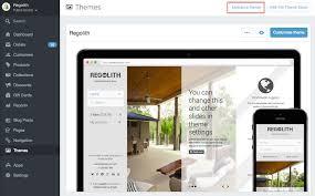 shopify themes documentation regolith shopify theme documentation