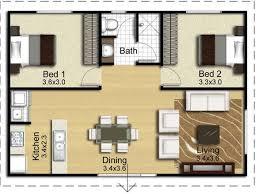 3 bedroom flat floor plan granny flat plans granny flat converting a double garage into a granny flat google search