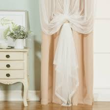 pink curtains and drapes you u0027ll love wayfair