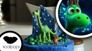 the good dinosaur cake action figure birthday cake birthday