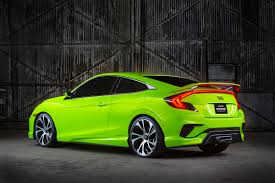 the hottest honda civic yet at 2015 new york auto show