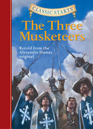 musketeers oliver ho