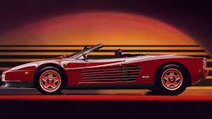 Ferrari Testarossa Outrun