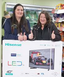 balerno shoppers receive early christmas gifts scotmid co operative