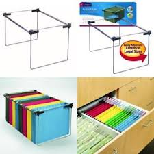 file cabinet hanging folder frames hanging file folder organizer cabinet rails folders frame files
