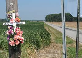 roadside crosses roadside memorials the spokesrider