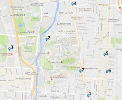 Unlv Map Crime The Lantern Page 3