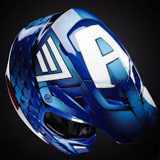 fox helmets motocross fox racing 2016 limited edition youth v1 captain america helmet