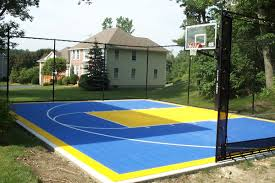 Building A Backyard Basketball Court Indoor U0026 Outdoor Basketball Courts For Phoenix Scottsdale U0026 Tucson