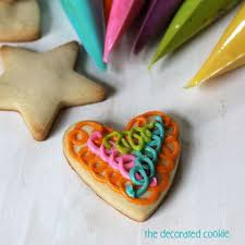 Decorating Icing For Cookies 106 Best Decorated Cookies Images On Pinterest Decorated Cookies