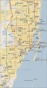 City Map Of Florida by Miami Florida City Map Miami Florida U2022 Mappery