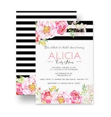 bridal shower invitations cheap top 10 best bridal shower invitations heavy