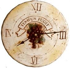 Home Decor Signs And Plaques Italian Wall Clock Tuscan Clock Italian Clock Italian And