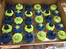 wars cupcakes sam s wars themed cupcakes kids always enjoy the rings to