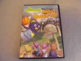 the backyardigans the mighty match up dvd babygagaa