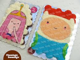 adventure time cupcake cake pastel formado con cupcakes hora de