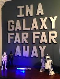 Star Wars Bedrooms by Star Wars Shelf And Hyperspace Wall Star Wars Bedroom Focal