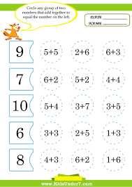 kids maths worksheets chapter 2 worksheet mogenk paper works