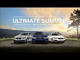 bmw summer bmw summer sales event