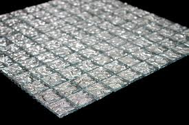 Glass Mosaic Border Tiles Cracked Ice Glass Mosaic By Tiledaily Gm0034 Gm0035 Also From Our
