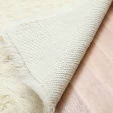 Make Your Home Beautiful With Accessories Accessories Flokati Detail Backing Cream For Flokati Rug Ideas