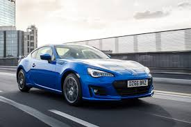 black subaru brz 2017 subaru brz facelifted with new suspension and engine parts for