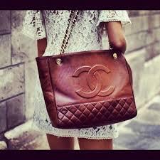 ahh must have always chanel handbags pinterest rust