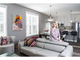 Morrison Homes Design Center Edmonton Sonoma At Nolan Hill Builds Light Into Townhome Living Calgary