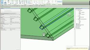 easy rafter u0026 purlin by revit youtube