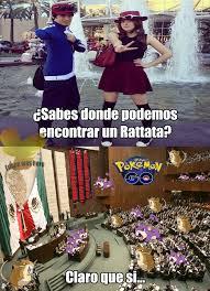 Memes De Pokemon En Espaã Ol - juegos topic oficial pokemon go cemzoo foros de anime