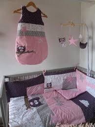 chambre bebe hiboux tour de lit bebe gris et idées de décoration capreol us