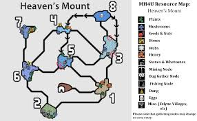 Resource Map Updated All In One Gathering Maps Including Resource Locations