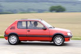 peugeot 205 peugeot 205 gti crowned the u0027greatest ever hatch u0027 fcia