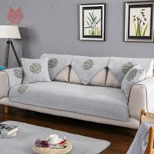Gray Sofa Slipcover by Online Get Cheap Green Sofa Slipcover Aliexpress Com Alibaba Group