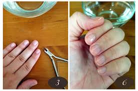 how to get the perfect manicure the wink blog