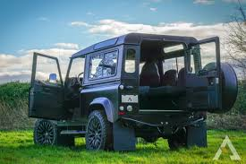 Few Things On Earth Are Cooler Than Custom Land Rover Defenders