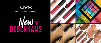 Make Up Nyx a complete list of nyx professional makeup uk counters