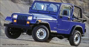 1997 jeep wrangler problems 1987 jeep wrangler yj an icon modernized