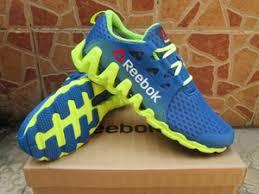 Jual Reebok Zigtech Original jual sepatu running reebok zigtech big n fast blue yellow original