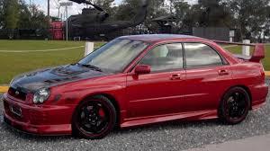 subaru wrx turbo 2002 subaru wrx sedan greddy ti c turbo back exhaust youtube