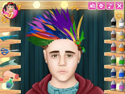 real haircuts games unblocked justin bieber real haircuts girls games games xl com