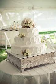 más de 25 ideas increíbles sobre silver cake stand en pinterest