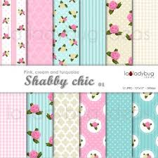 Shabby Chic Wallpapers by Shabby Chic Wallpapers Floral Pink And Beige Digital Papers